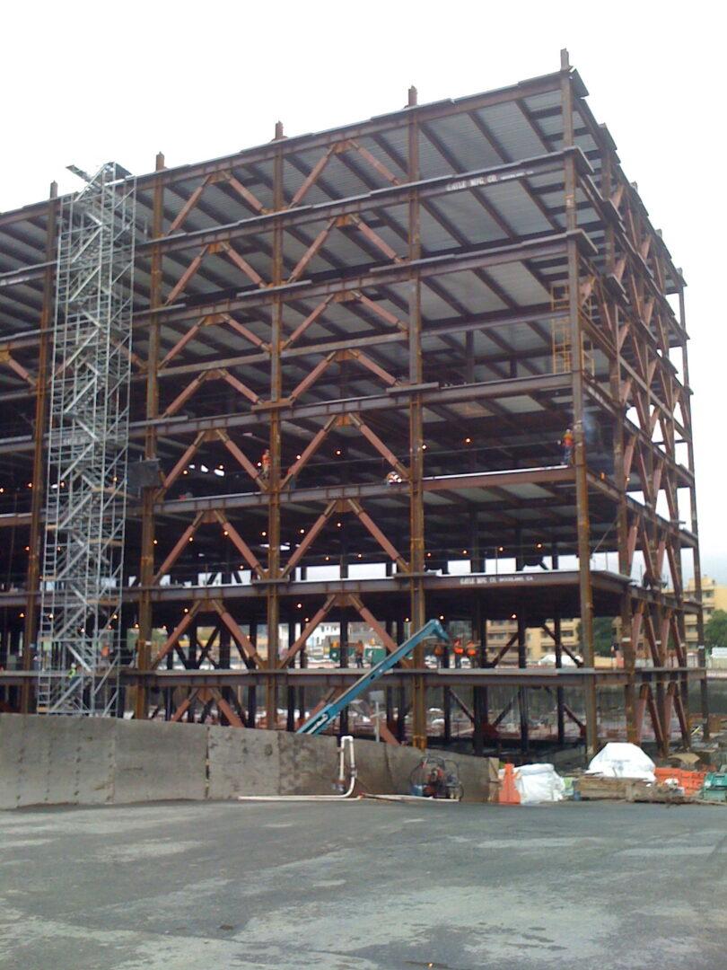 Structural Steel Inspector